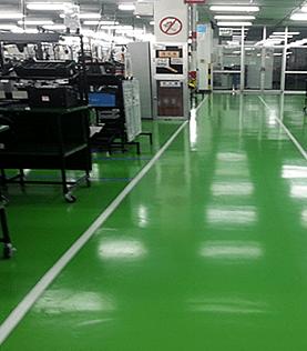 塗床材関連製品